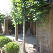 opbouw tuinhuis 10