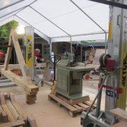 opbouw tuinhuis 2
