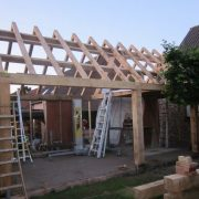 opbouw tuinhuis 4