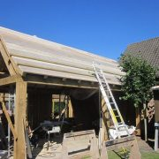 opbouw tuinhuis 6